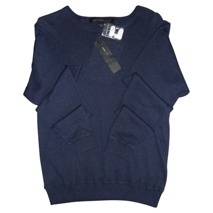 Marc by Marc Jacobs Pullover in Blau
