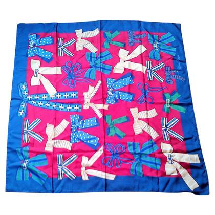 Nina Ricci silk scarf