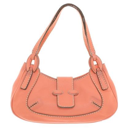 Tod's Handbag in apricot
