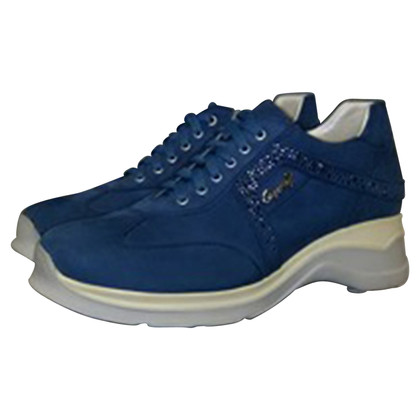 Cesare Paciotti suede Sneakers