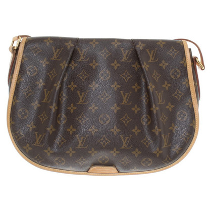 Louis Vuitton Schoudertas Monogram Canvas