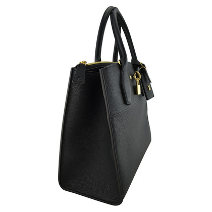 """Louis Vuitton """"City Steamer MM Taurillon Leather"""""""