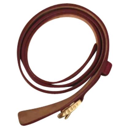 Loewe Cintura rossa di Loewe