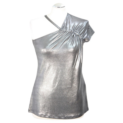 Armani Top in zilver