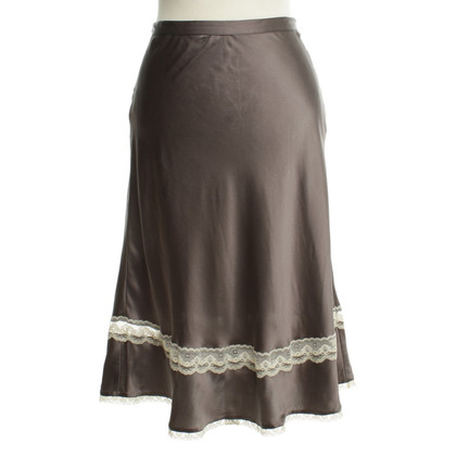 See by Chloé skirt in Taupe
