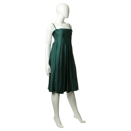 JOOP! FIR green pinafore dress