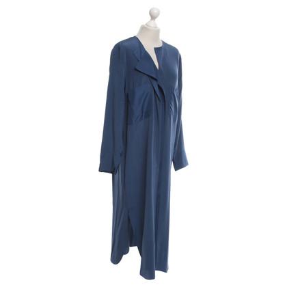 By Malene Birger Blouse dress in blue
