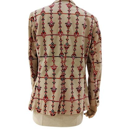 Emilio Pucci Fluwelen jas