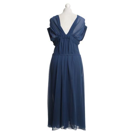 Sonia in Dunkelblau Kleid Rykiel Blau Sonia Rykiel FTxn5