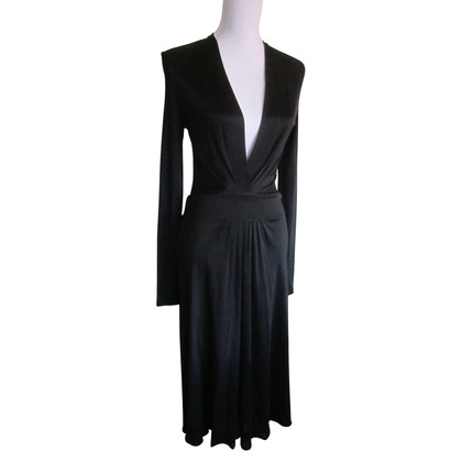 Burberry Black evening dress.