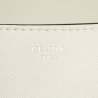 Céline clutch leather
