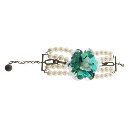 Lanvin for H&M Bracelet with application