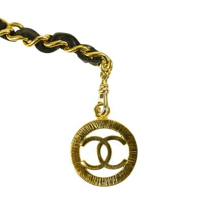 Chanel Gürtel mit Kette