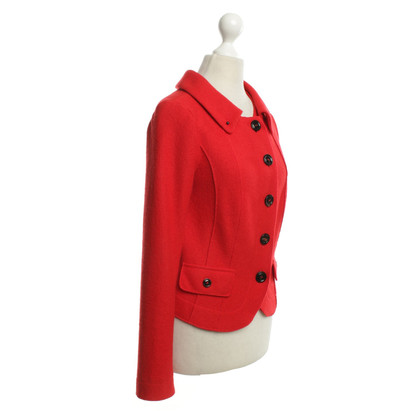 Marc Cain Jacket in red