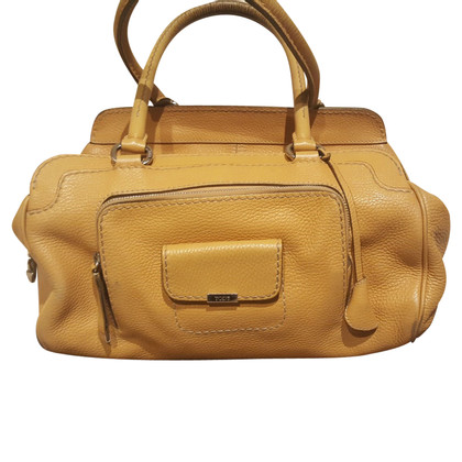 Tod's Tod's Beige Leather Bag