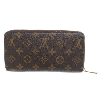 "Louis Vuitton ""Zippy Monogram Canvas"""