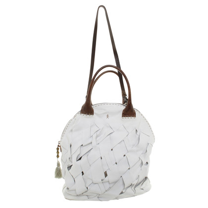 Henry Beguelin Handbag in White