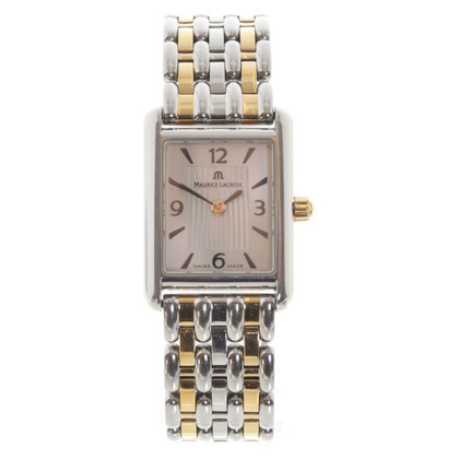 Maurice Lacroix Wristwatch in bicolor