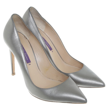 Ralph Lauren Pumps in Grau