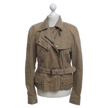 Belstaff Jacket in ocher