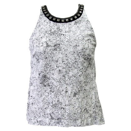 Dorothee Schumacher Top in black and white