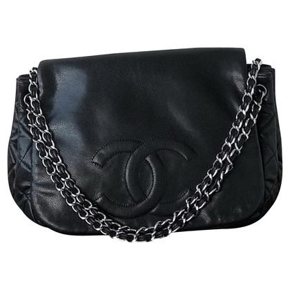 Chanel Half Moon Flap Bag