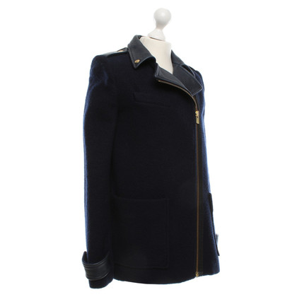 Maje Cappotto in blu scuro