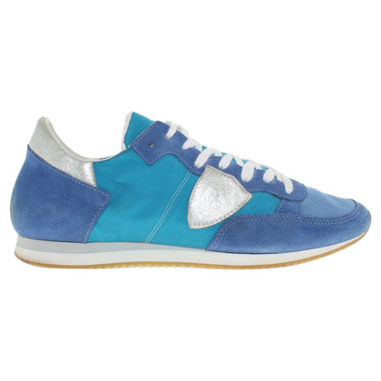 Philippe Model Sneakers in blue