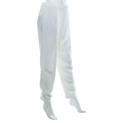 Brunello Cucinelli Broek in White