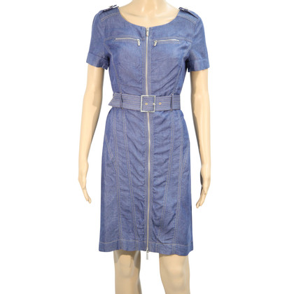 Karen Millen Denim dress in blue