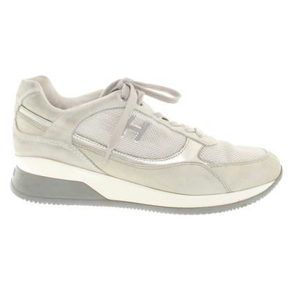Hogan Sneaker in Olive