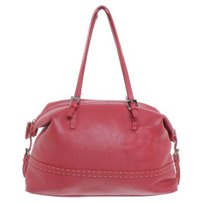 Fendi Handtasche aus Leder