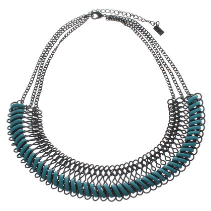 Marc Cain Chain in black/teal