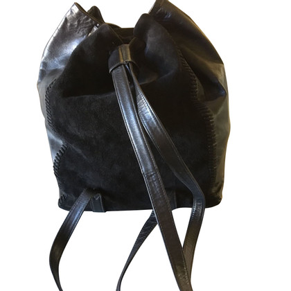 Prada Leather mix backpack