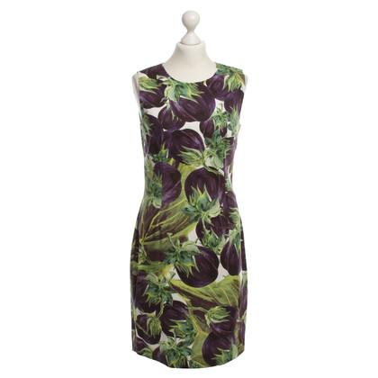 Dolce & Gabbana Kleid mit Motivprint
