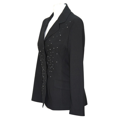 Moschino Elegante giacca nera
