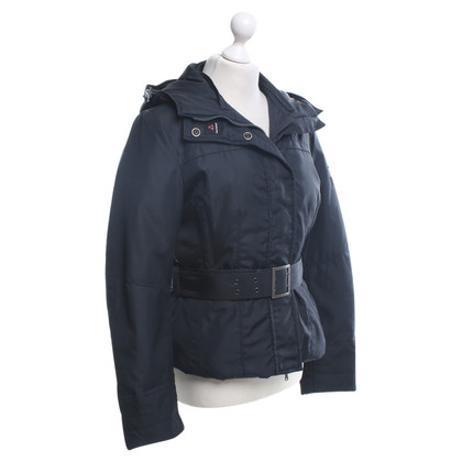 Peuterey Down jacket in dark blue