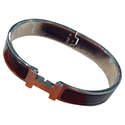 Hermès Black bangle