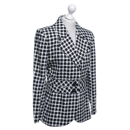 Yves Saint Laurent Blazer met patroon
