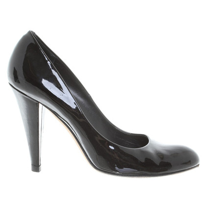 Bally Lackleder-Pumps