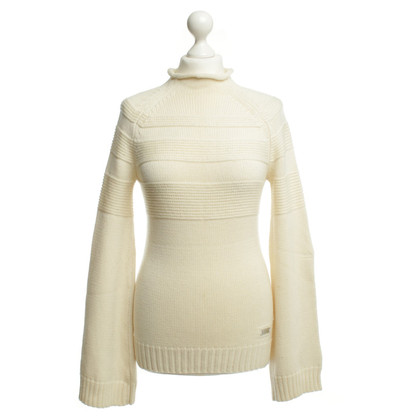 Karen Millen Wool Sweater in cream