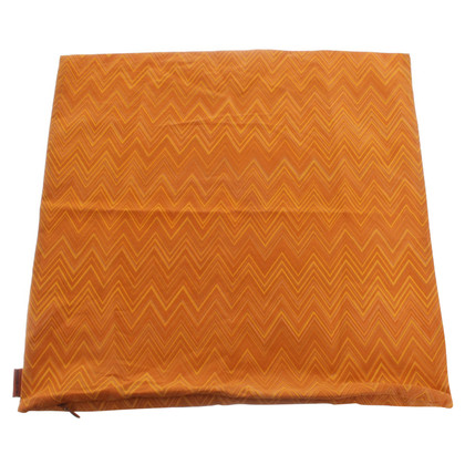 Missoni 2 pillowcases made of cotton