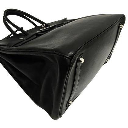 """Hermès """"Birkin Bag 35"""" snelle leder"""