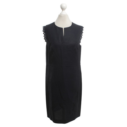 Tara Jarmon Summer dress in dark blue