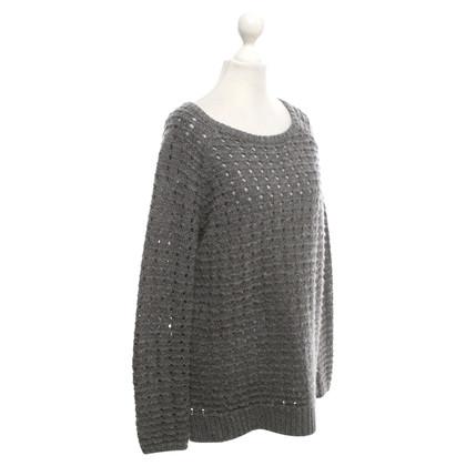Noa Noa Sweater in grey
