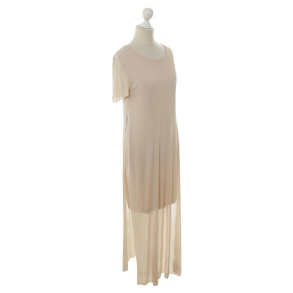Cos Maxi jurk in nude