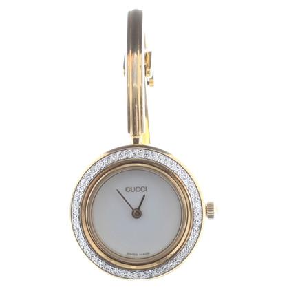 Gucci Armbanduhr mit variablen Elementen