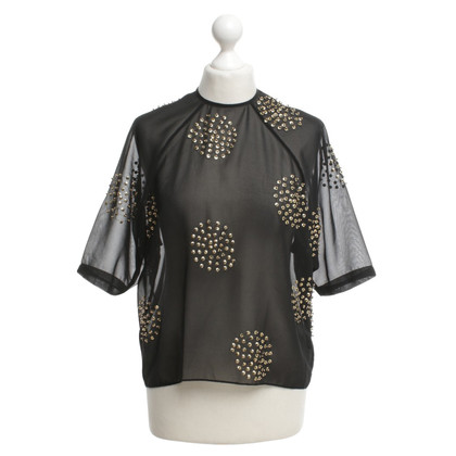 Dodo Bar Or Blouse in black