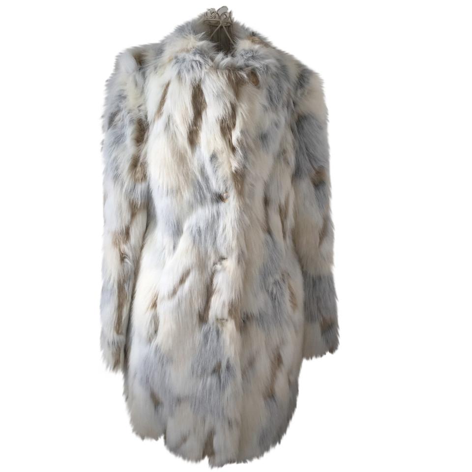Patrizia Pepe Fake fur coat Patrizia Pepe