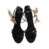 Dolce & Gabbana Butterfly sandals